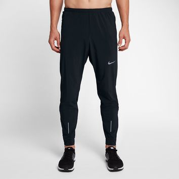 "Nike Essential Men's 29"" Woven Running Pants. Nike.com"