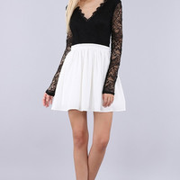 Hit the Streets Lace Dress