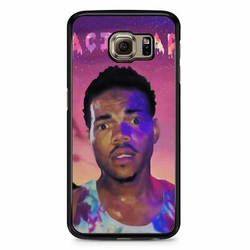 Acid Rap- Chance The Rapper Samsung Galaxy S6 Edge Case