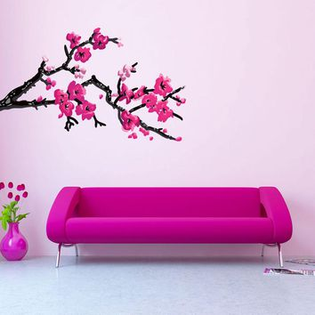 Cherry Blossom II Wall Decal