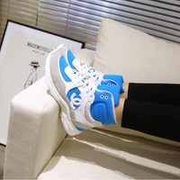 New Fashion Double C High Top Sneaker Reference #169 - Ready Stock