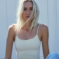 Smocked Tank Top | PacSun