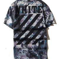 Off White Forest Camo Couturé Shirt