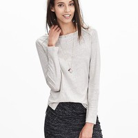 Banana Republic Womens Shirred Knit Pencil Skirt