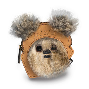 Star Wars Loungefly Ewok Coin Bag