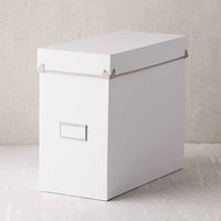 Keepsake File Storage Box