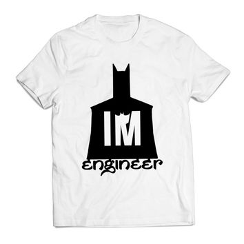 Im Engineer Batman Quotes Clothing T shirt Men