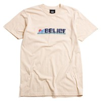 Abstract T-Shirt Cream