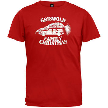Christmas Vacation - Griswold Family Christmas T-Shirt