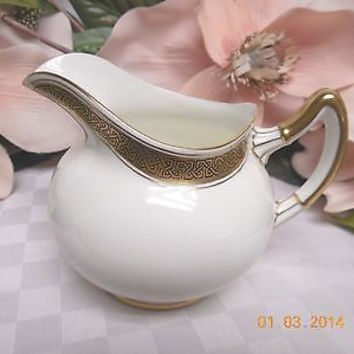 Paragon England China Dinnerware Fine Bone China Laracen Creamer