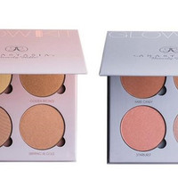 Anastasia Beverly Hills Glow Kit Glow & Gleam makeup Set Makeup Face Blush Powder Blusher Palette NEW ARRIVED