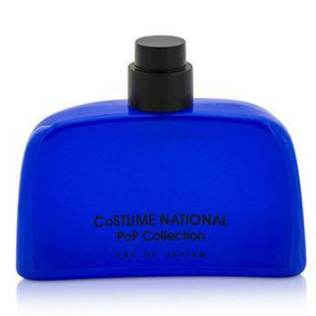 Costume National Pop Collection Eau De Parfum Spray - Blue Bottle (Unboxed) Ladies Fragrance