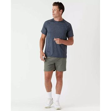 Olivers - All Over 5.5 in Olive Shorts