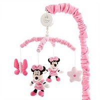 Minnie Mouse Musical Mobile for Baby | Disney Store