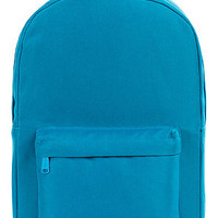 The Classic Backpack in Petrol