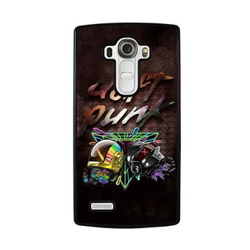 daft punk lg g4 case cover  number 1