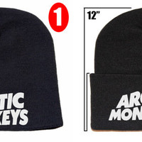 ARCTIC MONKEYS Winter Beanie
