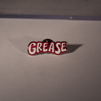 Grease Lapel Pin