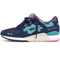 Gel-Lyte III 'Galaxy' Sneakers Navy / Latigo Bay