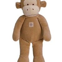 "Miyim Organic Plush Storybook Collection - 11"" Fred The Monkey"