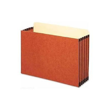 "Globe Weis 5-1/4"" Expandable File Pockets, 10Ct"