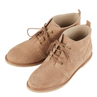 MARSDEN Suede Desert Boots - Boots - Shoes - Topshop USA
