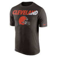Nike Legend Staff Practice (NFL Browns) Men's Training Shirt