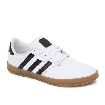 Adidas Seeley Cup Shoes - Mens Shoes - White Gum