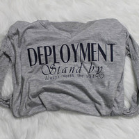Deployment stand by<3