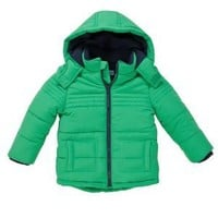 Clothing at Tesco | FF Padded jacket > jackets > Younger boys (1-7years) >