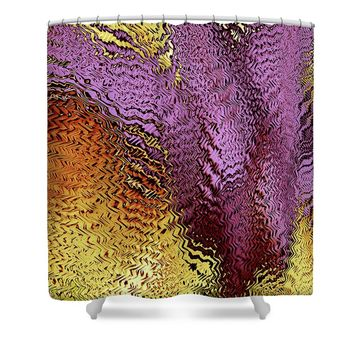 Floral Fantasy No 2 Shower Curtain for Sale by Ben and Raisa Gertsberg