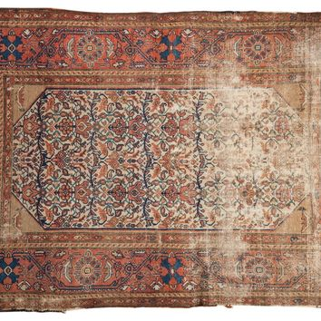 4x6.5 Antique Malayer Rug
