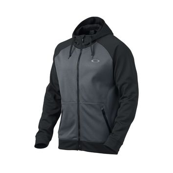 Oakley MOVEMENT FLEECE FULL-ZIP TRAINING HOODIE | Official Oakley Store