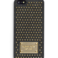 MICHAEL Michael Kors Electronics Studded Phone Cover