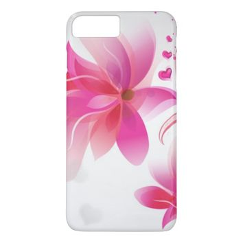 Pretty Pink iPhone 8 Plus/7 Plus Case