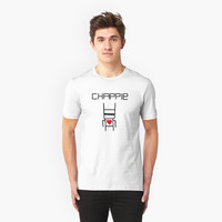Yolandi's Chappie Shirt by dftba-