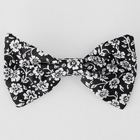 American Apparel - Printed Cotton Bow Hair Clip