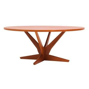 Pre-owned  Georg Jensen Danish Modern Teak Coffee Table