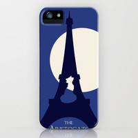 The aristocats iPhone Case by Citron Vert | Society6