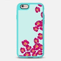Cascading Flowers iPhone 6s case by Sandra Arduini | Casetify