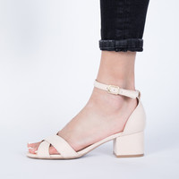 The Crossover Sandals