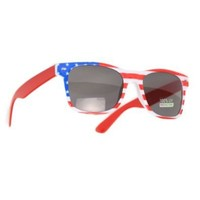 """USA"" American Flag Sunglasses (America)"