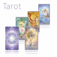 2017 Full English version shadowscapes tarot Cards best quality board game playing cards for party cards game