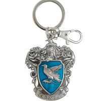Harry Potter Ravenclaw Crest Metal Key Chain