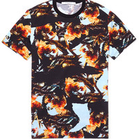 Givenchy - Cuban-Fit Printed Cotton T-Shirt