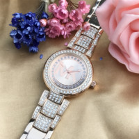 Stylish Fashion Diamond Designer Watch ON SALE With Thanksgiving&Christmas Gift Bo