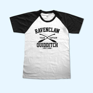 Team Ravenclaw Alumni Harry Potter Ravenclaw House Logo short sleeve - Gift for friend - Present