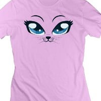 Penelope - La Mew Womens T-Shirt - 7 Colors