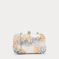 ASOS Sequin Scatter Box Clutch