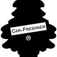 Little Trees Hanging Car and Home Air Freshener, Black Ice (Pack of 24)